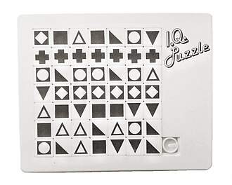 Sliding puzzle - Image: Combination Puzzle 7x 7 sliding piece