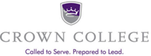 Crown College (Minnesota) - Image: Crowncollegelogo