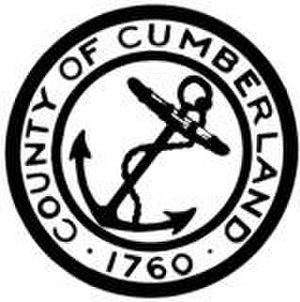 Cumberland County, Maine - Image: Cumberlandcountyseal
