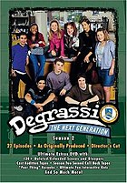 Degrassi: The Next Generation season 2 DVD digipak