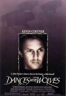 <i>Dances with Wolves</i> 1990 film by Kevin Costner