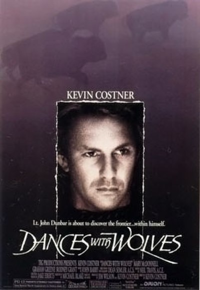Picture of a movie: Dances With Wolves