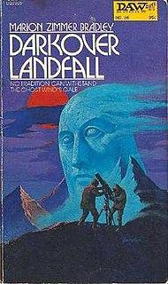 <i>Darkover Landfall</i> novel by Marion Zimmer Bradley
