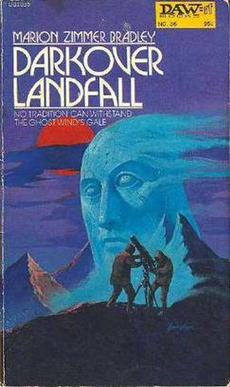 Darkover Landfall - Cover of the first edition