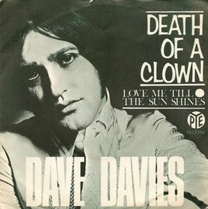 Death of a Clown - Image: Death of a Clown cover