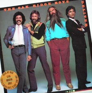 Deliver (The Oak Ridge Boys album) - Image: Deliver Oak Ridge Boys