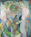 Diego Rivera - The Woman at the Well - Google Art Project.jpg