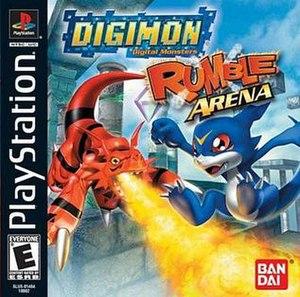 Digimon Rumble Arena - Image: Digimon Rumble Arena