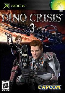 Dino Crisis 3 - Wikipedia
