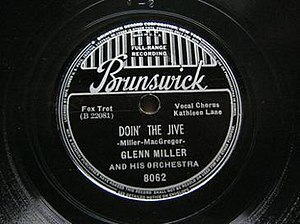 Doin' the Jive - Image: Doinjive 1