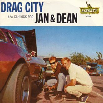 Drag City (song) - Image: Drag City James and Dean