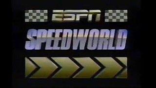 <i>ESPN SpeedWorld</i> television series