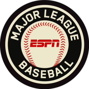 ESPN Major League Baseball - Image: ESPN MLB logo