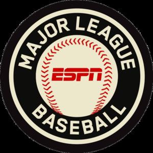 ESPN Major League Baseball - Image: ESPN MLB logo