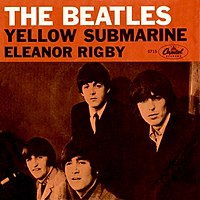 Eleanor Rigby Single Cover