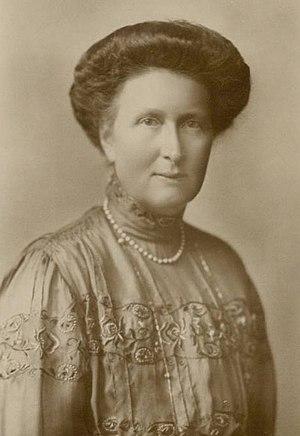 Duchess Elisabeth Alexandrine of Mecklenburg-Schwerin - Duchess Elisabeth Alexandrine of Mecklenburg-Schwerin, c. 1907.