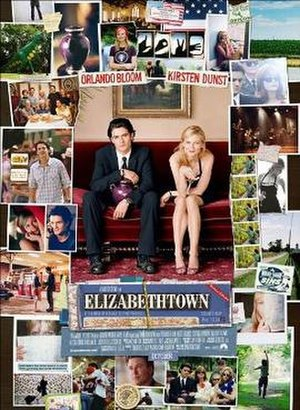 Elizabethtown (film) - Theatrical release poster