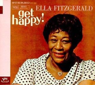 <i>Get Happy!</i> (Ella Fitzgerald album) 1959 studio album by Ella Fitzgerald
