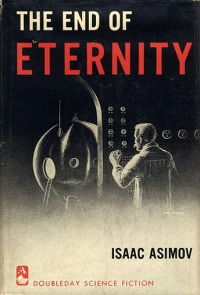 Picture of a book: The End Of Eternity