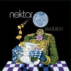 Evolution (Nektar album) - Image: Evolution (Nektar album)