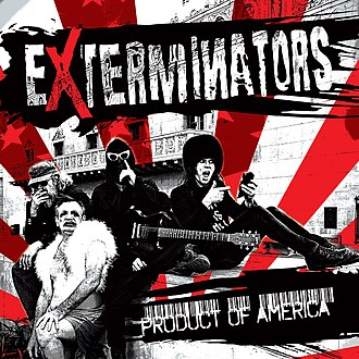 Slope Records - Exterminators - Product of America