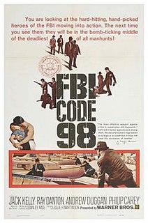 <i>FBI Code 98</i> 1962 film by Leslie H. Martinson
