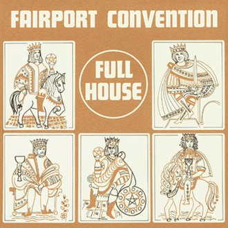 Full House (Fairport Convention album) - Image: Fairport Convention Full House (album cover)