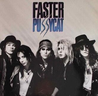 Faster Pussycat (album) - Image: Faster Pussycat Faster Pussycat