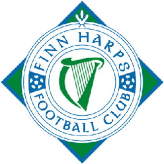 Finn Harps F.C. - More modern crest.
