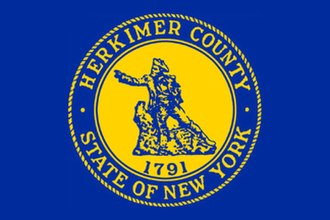 Herkimer County, New York - Image: Flag of Herkimer County, New York