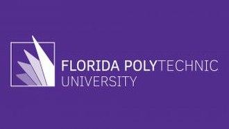 Florida Polytechnic University - Logo of Florida Polytechnic University