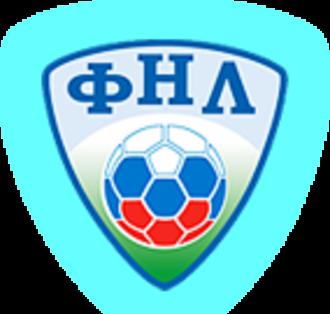 Russian Football National League - Image: Football National League logo