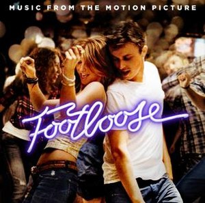 Footloose (soundtrack) - Image: Footloose 201 soundtrack