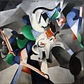 Francis Picabia, 1913, Udnie (Young American Girl, The Dance), oil on canvas, 290 x 300 cm, Musée National d'Art Moderne, Centre Georges Pompidou, Paris..jpg