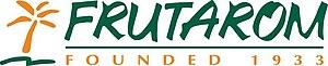 Frutarom - Image: Frutarom Logo sent