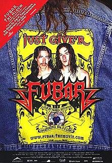 <i>FUBAR</i> (film) 2002 film by Michael Dowse