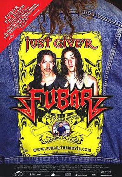 Picture of a movie: Fubar