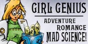 Girl Genius - Agatha, main character of Girl Genius