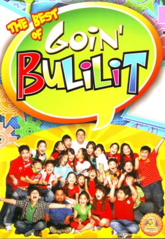 Goin' Bulilit - The Best Of Goin' Bulilit DVD cover