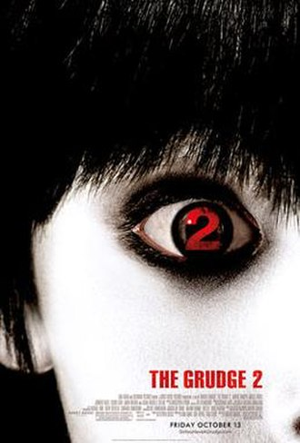 The Grudge 2 - Theatrical release poster