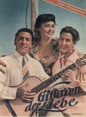 Guitars of Love