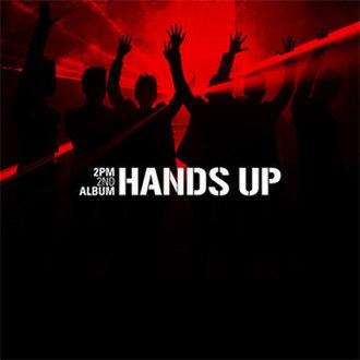 Hands Up (album) - Image: Hands up 2pm