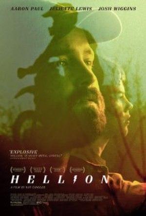 Hellion (film) - Film poster