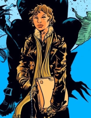 Holly Robinson (comics) - Image: Holly Robinson Catwoman Vol 3 6