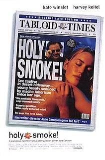 <i>Holy Smoke!</i> 1999 film by Jane Campion