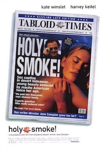 Holy Smoke! - Original poster