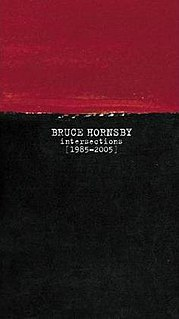 <i>Intersections (1985–2005)</i> 2006 compilation album by Bruce Hornsby