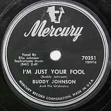 I'm Just Your Fool single cover.jpg