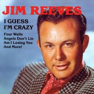 I Guess I'm Crazy - Image: I Guess I'm Crazy album cover