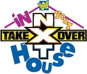 "In Your House - The ""In Your House"" logo from 1995–1997"